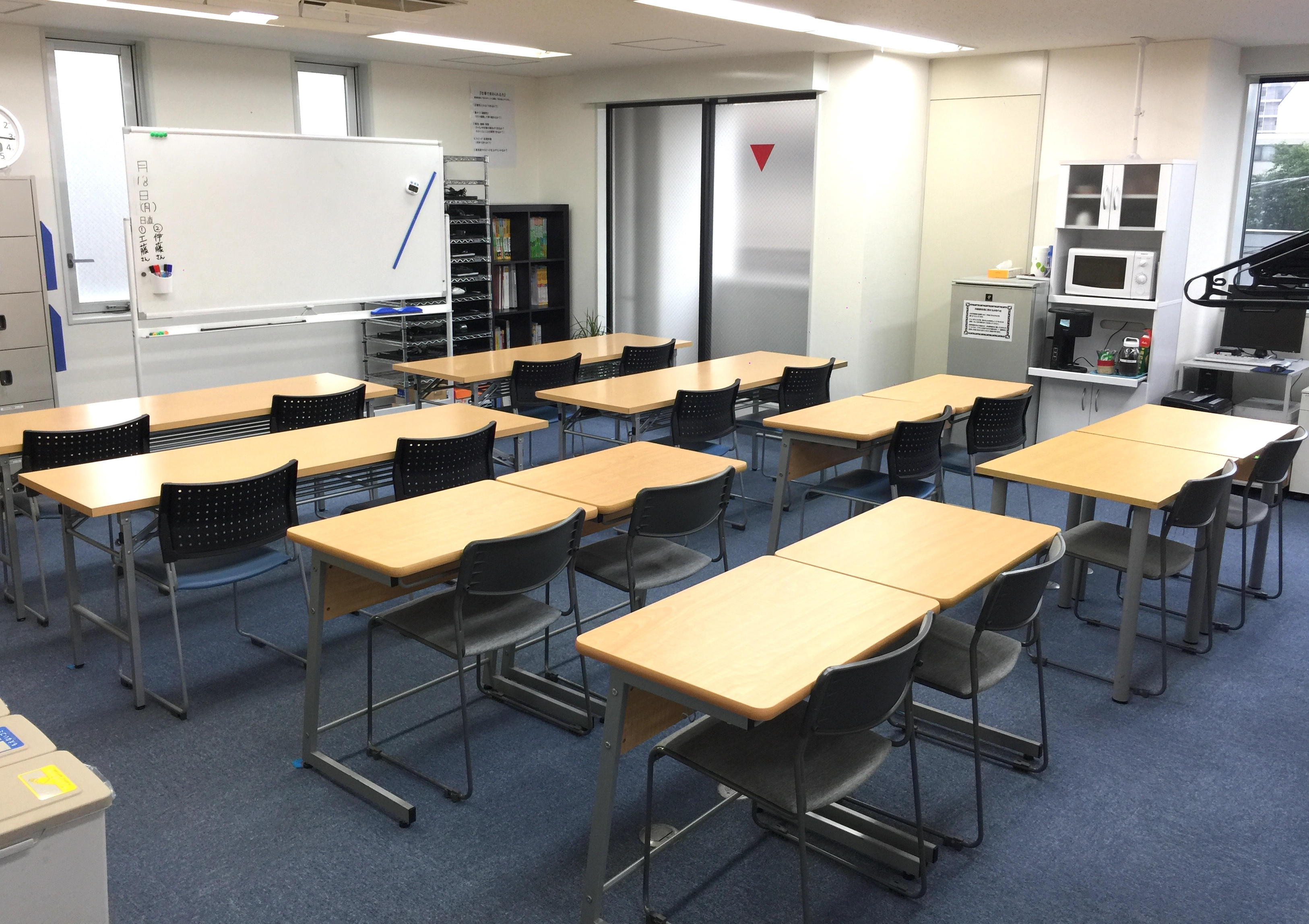 ペガサス平塚センターの講座室