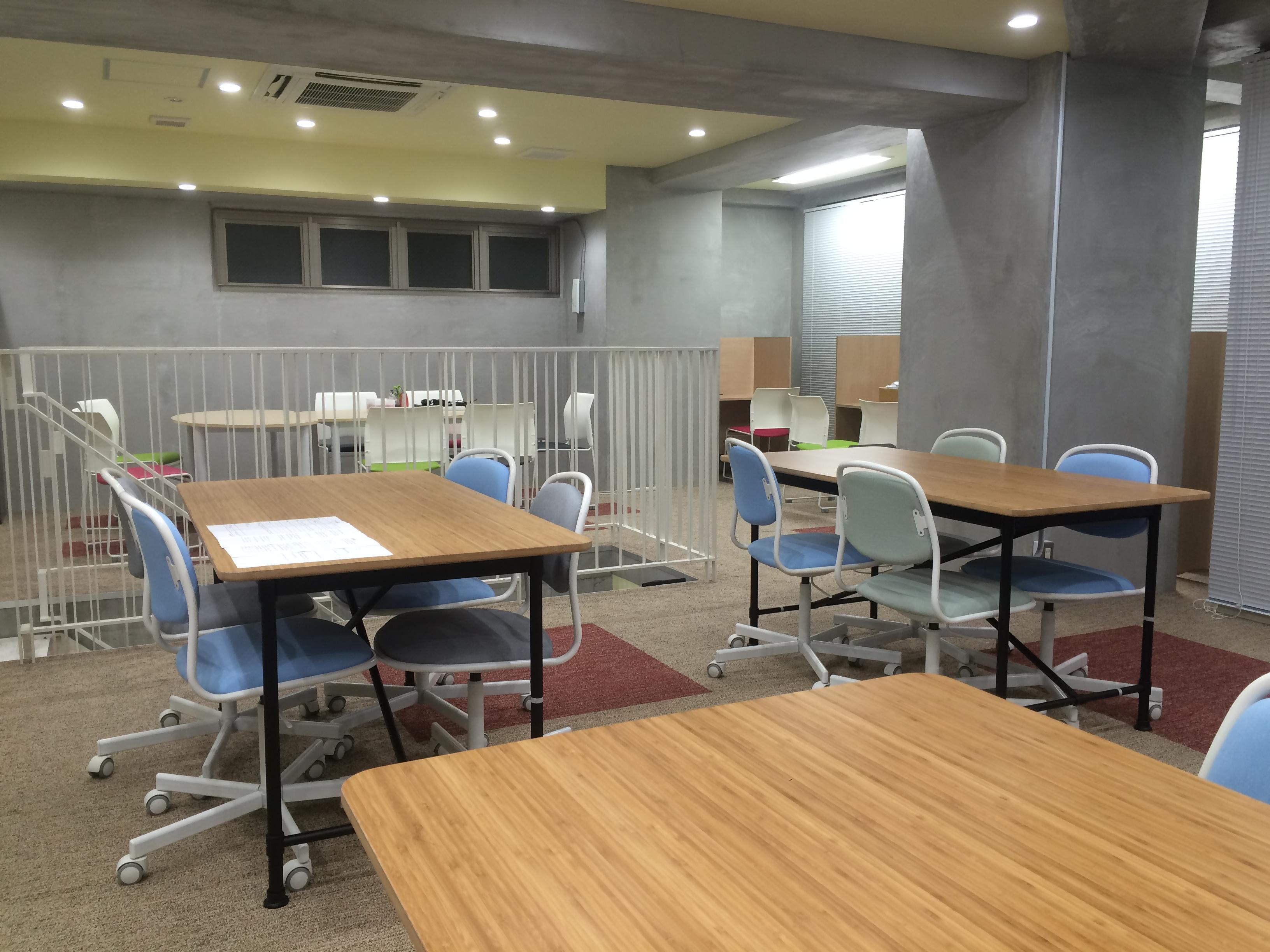 就労移行支援事業所 TODAY三鷹の室内写真