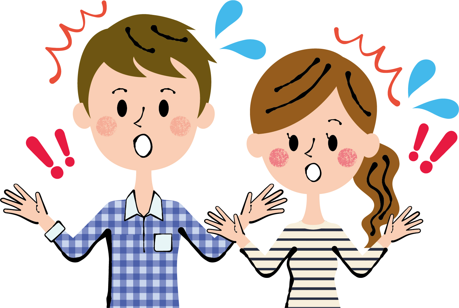 パニック障害の原因が夫婦となる場合がある