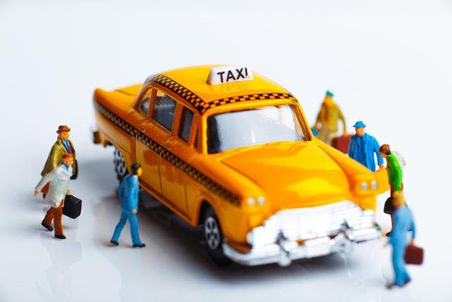 ユニバーサルデザインタクシー