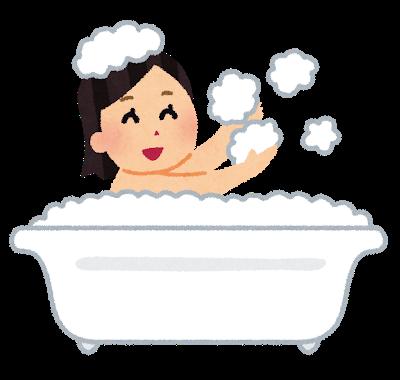 不眠を改善する方法② 入浴してリラックス
