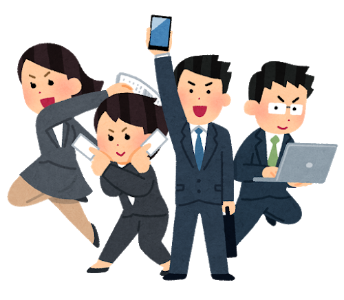 様々な事務職の分野で活躍する社員たち