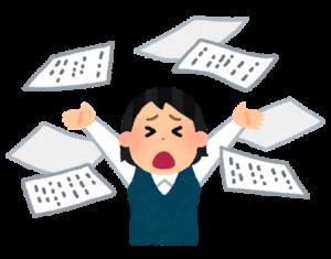 職場でのストレスが爆発してしまうADHDを持つ女性