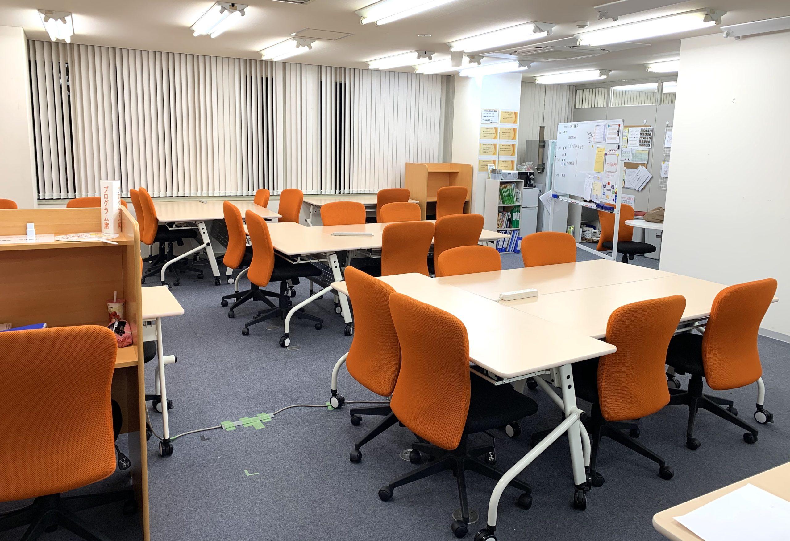 ココルポート第二オフィスの内観写真