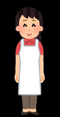 家政婦さんのイメージ
