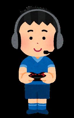 ゲームデバッガーの男性