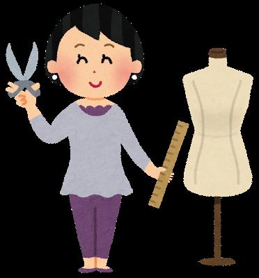 ファッションデザイナーのイメージ