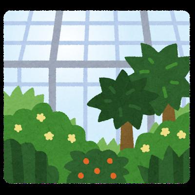 植物園のイメージ