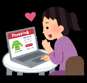 オンラインストアの商品画像のイメージ