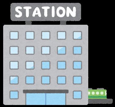 駅のイメージ